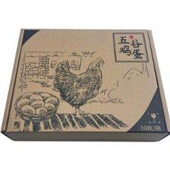 【广生元.AA级无抗五谷鸡蛋】1*30枚装优质鸡蛋新鲜鸡蛋