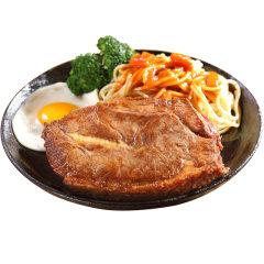 崇鲜 原切进口菲力牛排200克*5 谷饲生鲜非腌制牛排