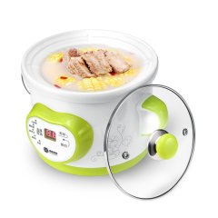 GL格朗 婴儿辅食锅电bb煲汤熬煮粥电饭煲  可预约定时YY-10