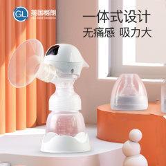 GL格朗 电动吸奶器全自动母乳孕产妇产后一体式集奶器P-20