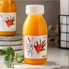 沙棘果汁饮料  200ml*10瓶*1箱