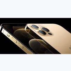 Apple iPhone 12 Pro Max (A2412)  支持移动联通电信5G 双卡双待手机